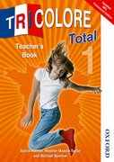Cover for Tricolore Total 1 Teacher Book