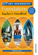 Cover for New Key Geography Foundations Teacher