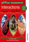Cover for New Key Geography Interactions Teacher