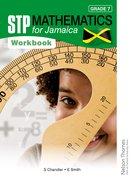 Cover for STP Mathematics for Jamaica Grade 7 Workbook
