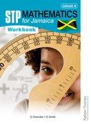 Cover for STP Mathematics for Jamaica Grade 8 Workbook