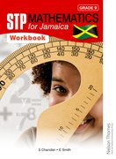 Cover for STP Mathematics for Jamaica Grade 9 Workbook