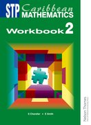 Cover for STP Caribbean Mathematics Workbook 2
