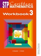 Cover for STP Caribbean Mathematics Workbook 3