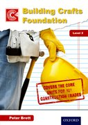 Cover for Building Crafts Foundation Course Companion Level 2