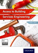 Cover for Access to Building Services Engineering Levels 1 and 2 VLE (Moodle)