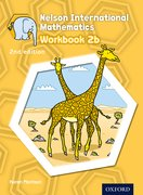 Cover for Nelson International Mathematics 2nd edition Workbook 2b