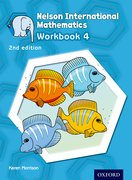 Cover for Nelson International Mathematics 2nd edition Workbook 4