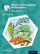 Cover for Nelson International Mathematics 2nd edition Workbook 5