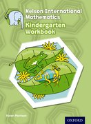 Cover for Nelson International Mathematics Kindergarten Workbook