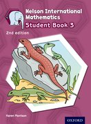 Cover for Nelson International Mathematics 2nd Edition Student Book 3