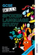 Cover for GCSE Skills Spoken Language Study Teacher