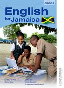 Cover for English for Jamaica Grade 8
