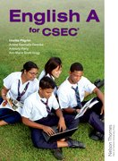 Cover for English A for CSEC