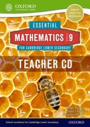 Cover for Essential Mathematics for Cambridge Secondary 1 Stage 9 Teacher CD-ROM