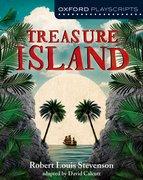 Cover for Dramascripts: Treasure Island