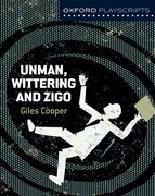 Cover for Dramascripts: Unman Wittering and Zigo