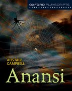 Cover for Dramascripts: Anansi