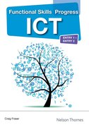 Cover for Functional Skills Progress ICT Entry 1 - Entry 2 CD-Rom