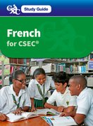 Cover for French for CSEC CXC A Caribbean Examinations Council Study Guide