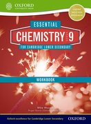 Cover for Essential Chemistry for Cambridge Secondary 1 Stage 9 Workbook