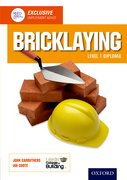 Cover for Bricklaying Level 1 Diploma