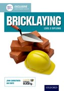 Cover for Bricklaying Level 2 Diploma