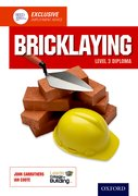 Cover for Bricklaying Level 3 Diploma