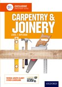 Cover for Carpentry & Joinery Level 1 Diploma