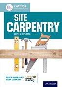 Cover for Site Carpentry Level 2 Diploma