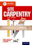 Cover for Site Carpentry Level 3 Diploma