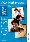 Cover for AQA GCSE Mathematics Higher Revision Guide