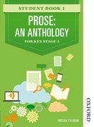 Cover for Prose: An Anthology for Key Stage 4 Student Book 1
