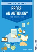Cover for Prose: An Anthology for Key Stage 4 Student Book 2