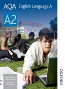 Cover for AQA English Language A A2 Second Edition