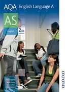 Cover for AQA English Language A AS 2nd Edition