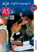 Cover for AQA English Language B AS Second Edition
