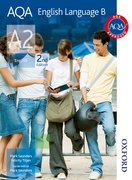 Cover for AQA English Language B A2 2nd edition
