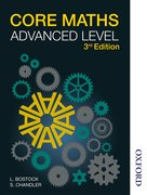 Cover for Core Maths Advanced Level 3rd Edition