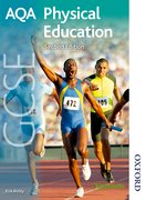 Cover for AQA GCSE Physical Education Second Edition