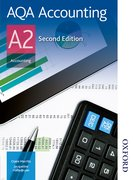 Cover for AQA Accounting A2 Second Edition