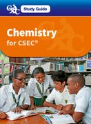 Cover for Chemistry for CSEC CXC Study Guide