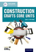 Cover for Construction Crafts Core Units Level 2 Diploma