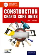 Cover for Construction Crafts Core Units Level 3 Diploma