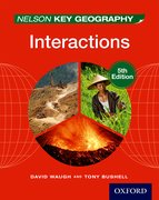 Cover for Nelson Key Geography Interactions