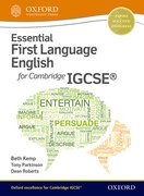 Cover for Essential First Language English for Cambridge IGCSERG
