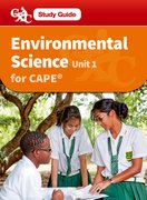 Cover for Environmental Science for CAPE Unit 1 A Caribbean Examinations Council Study Guide
