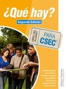 Cover for ?Que hay? Libro del Alumno para CSEC Second Edition
