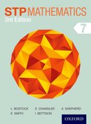 Cover for STP Mathematics 7 Student Book 3rd Edition