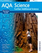 Cover for AQA GCSE Science Further Additional Science Revision Guide